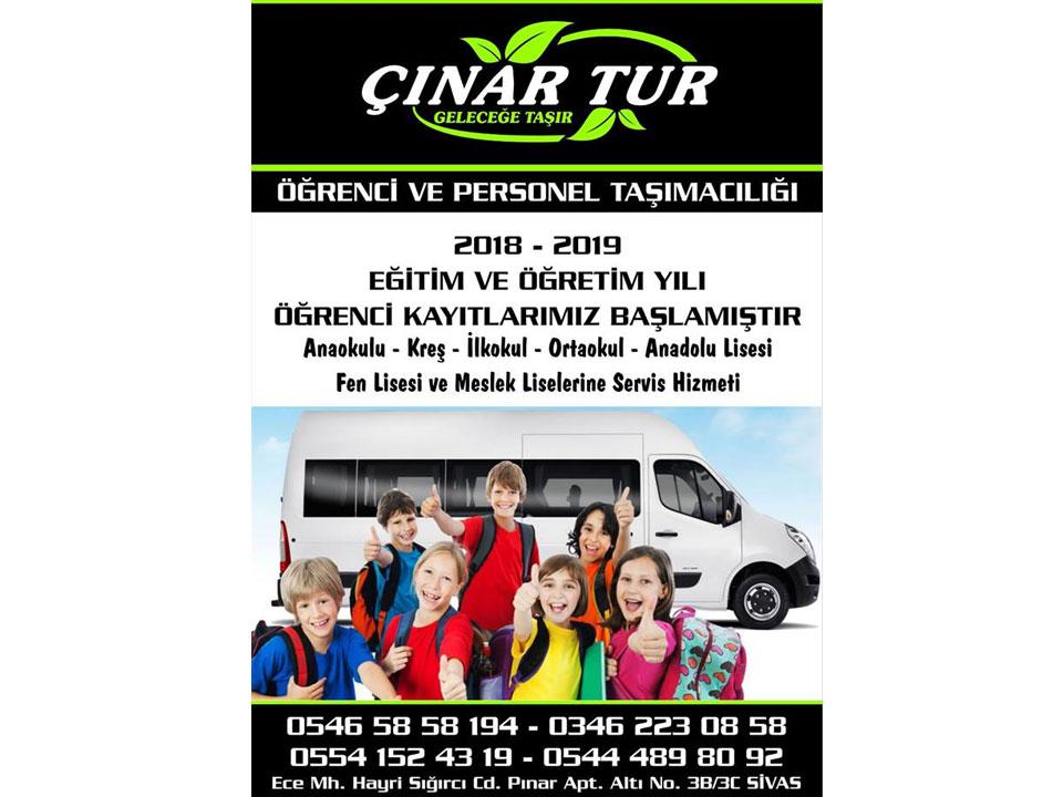 Çınar Tur Erken Kayıt Avantajları