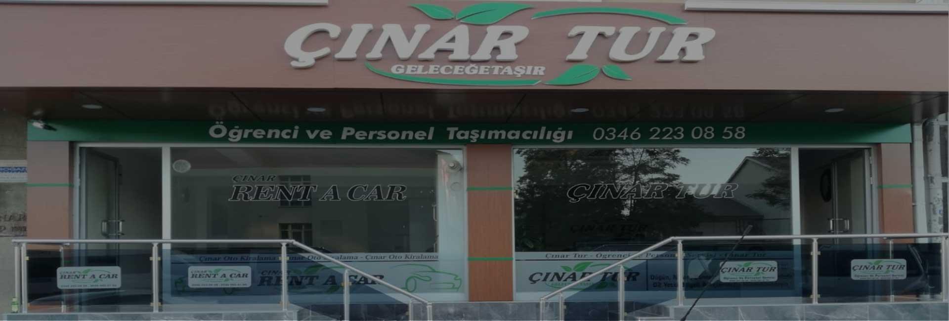 Sivas Çınar Tur